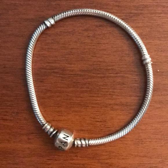 Pandora Jewelry - Pandora Sterling Silver Bracelet 7.5 Inch